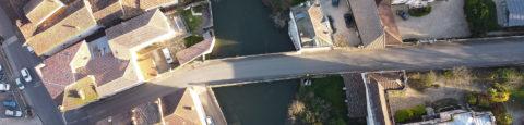 Montignac-Charente-pont-centre