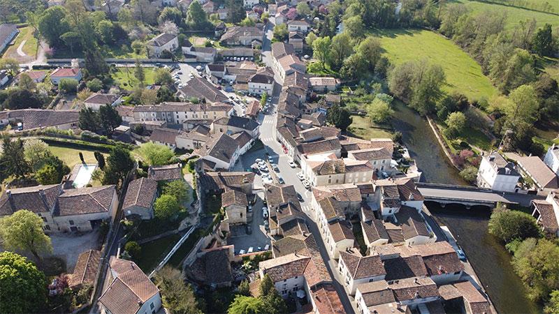 Montignac-Charente-menu